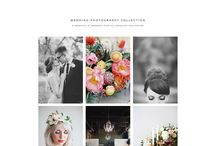 Web Inspiration - Wedding