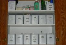 Organization - Formula containers