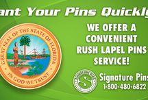 Rush Pins