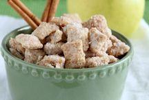 Popcorn and Snack Mix / Popcorn and Snack Mixes that look amazing