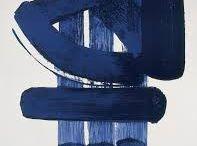 soulages / art - peinture