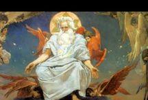 10 заповедей Бога.