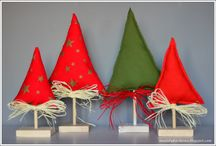 Christmas  / little sew things for Christmas