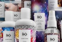R+Co / Some of our favorite haircare products... Learn more at http://www.genejuarez.com/