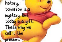 Pooh Bear Quts & Friends