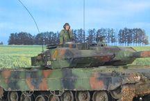Modern AFV, tank Nato - Russia