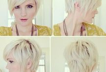 Pixie Cuts / by Caitlin Dinkel
