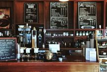 Coffee Shops / Where are the best coffee shops in town?