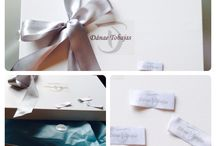 Boxes, labels and ribbons for our new  business !! #danaetobajas #hautecoutureonline #fashion #style