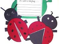 Back to School Ladybugs