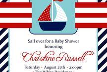 Baby Shower Ideas / by Jennifer Beasley