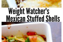Weight watchers main dishes