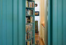 Kitaplık Kapı