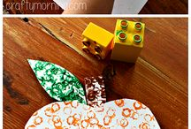 craft with toddlers