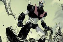スーパーロボット