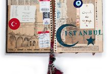 carnet de voyage / travel book