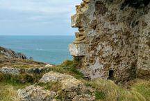 Extremement Bretagne / Atmosphère de la Pointe Bretagne Audierne - Pointe du Raz- Ile de Sein