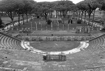 OSTIA ANTICA / At the end of the river
