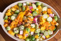 Vegetarian Thanksgiving & Chanukah Ideas / Ideas for Thanksgiving and Chanukah, and Thanksgivukkah!