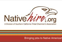 Native American Jobs / A Division of Southern California Tribal Chairmen's Association. Bringing jobs to Native Americans.