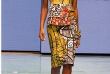 My style / African designs eclectic and classic styles