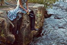 Phyllis Posnick / Stylist / Fashion Editor :  Phyllis Posnick.