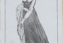 Empire/Regency 1800-1827 / Costumes