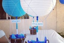 Decorating ideas for baby boy