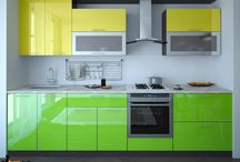 Кухни / Мы предлагаем Вам кухни любой ценовой категории, кухни по индивидуальному проекту, конкретно под Ваше помещение.