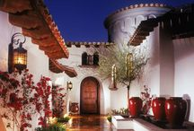 Hacienda,s of the South-West...
