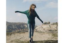 BREATH Autumn / Winer 2016-17 / photographer: Katarzyna Czerniak; model: Kasandra Zawal; MUA: Joanna Żurek; designer: Ewa Bednarska;