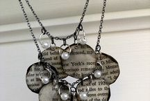 Recycled Jewelry - DIY/Ideas / Recycled Jewelry - Inspirations and Tutorials.