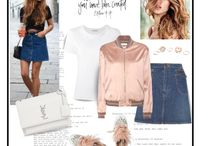 Outfits Marzo 2017