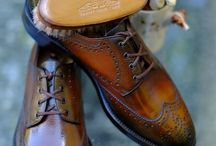 Care and Repair / When you take good care of your shoes, they will remain faithful companions for many years.