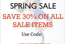 Our Spring Sale / Save 30% off on ALL our Sale Items  Use Code: WELCOMESPRING   at Checkout  Plus Enjoy FREE Shipping on all USA Orders  www.toxicenvyboutique.com