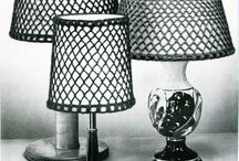 Hækle lamper