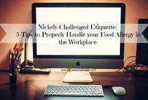 Food Allergy Etiquette