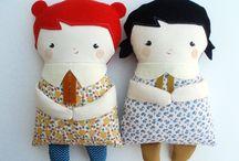 toys. . . / beautiful handmade plush. . . / by Natty ....