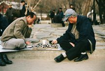 Game of Go / The Chinese Game of Go.