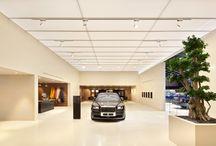 FAIR: Rolls Royce Messe / Occhio lässt Rolls-Royce strahlen.