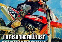Motocross. ..soon