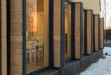 okiennice (shutters)