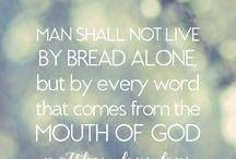 Bible Inspiration / Besutiful and inspiring bible quotes