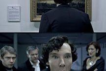 Sherlock / by Schelby Thompson