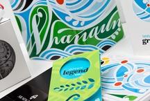 Maori NZ Art & Design / Art and Design work with Maori and New Zealand influence.