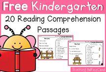 Kindergarten lesson 1