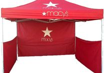 Canopy tents / Canopy tent by Display solutions are lightweight and portable. Tent will protect up to fifteen people from the elements in a myriad of settings and under almost any weather conditions. Manufactured from high quality parts.