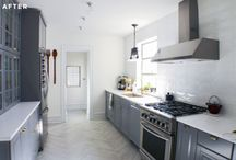 kitchen reno project
