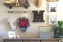 Baby nursery when time comes