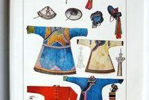 Max Tilke Costume Illustration